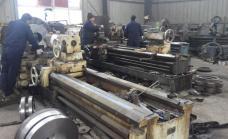 综采链轮组件生产线