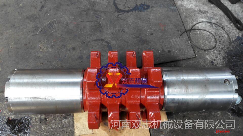 林州重工链轮组件(链轮轴组)